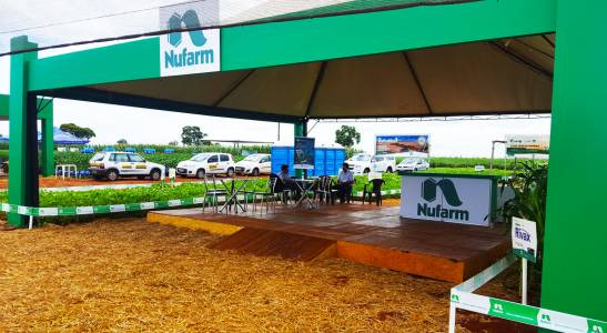 Nufarm -  Coopershow  2018