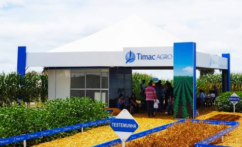 Timac Agro -  Coopershow  2018